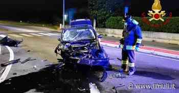 Incidenti nella notte ad Aviano e Roveredo - Il Friuli