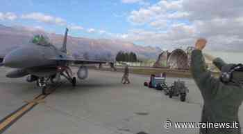 Washington snellisce le basi tedesche, F16 ad Aviano - TGR Friuli Venezia Giulia - TGR – Rai