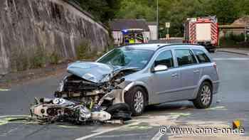 Viele Verkehrsunfälle forderten 2019 Verletzte in Altena und Nachrodt - come-on.de