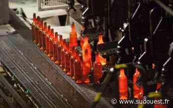 Cognac : la CGT défend un modèle verrier français - Sud Ouest