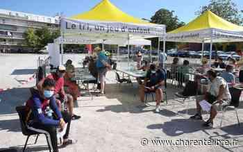 Charente: 500 tests Covid, à Angoulême et Cognac, pour se rassurer - Charente Libre