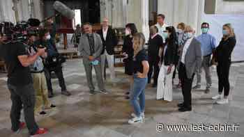 «Des Racines et des Ailes» en tournage à Nogent-sur-Seine - L'Est Eclair