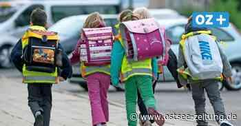 Wismar: Schulen bereit für fast normalen Start ins neue Jahr - Ostsee Zeitung