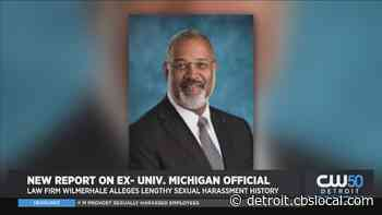 Independent Investigation Reveals Former U of M Provost Sexually Harassed Employees - CBS Detroit