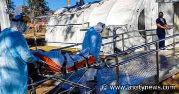 Coquitlam company provides rapid response COVID units around the world - The Tri-City News