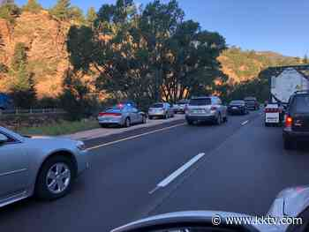 Highway 24 back open; homicide investigation near Manitou Springs continues - KKTV