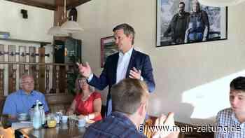 Liesenich: Baldauf nimmt Nöte des Mittelstands auf - Kreis Cochem-Zell - Rhein-Zeitung