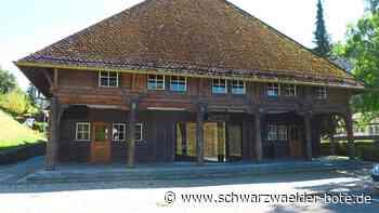 Hornberg: Fußboden erhitzt Gemüter - Hornberg - Schwarzwälder Bote