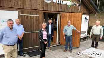 Bad Berleburg: Wisent-Hütte mit neuem Pächter und Koch - Westfalenpost