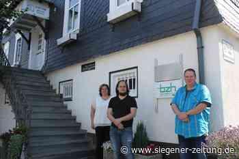 Umzug auf den Schlossberg: BzH stellt neue Räumlichkeiten vor - Siegener Zeitung