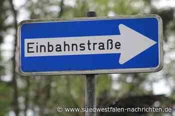 Weststraße wird auf Wunsch der Anlieger Einbahnstraße | Bad Berleburg - Südwestfalen Nachrichten | Am Puls der Heimat.