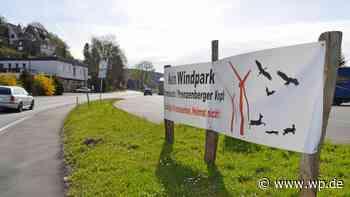Windräder bei Arfeld: Stadt Bad Berleburg beschließt Klage - WP News