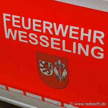 Wesseling: Kompost brannte im Gewerbegebiet - radioerft.de