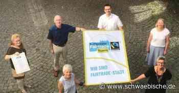 Ellwangen ist erneut Fairtrade-Town | schwäbische.de - Schwäbische