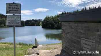Baden Ellwangen: Kurios: Fischbachsee ist kein Badesee - SWP
