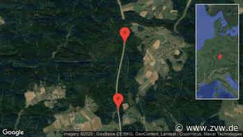Ellwangen (Jagst): Verkehrsproblem auf A 7 zwischen Ellwanger Berge und Virngrundtunnel in Richtung Würzburg - Staumelder - Zeitungsverlag Waiblingen