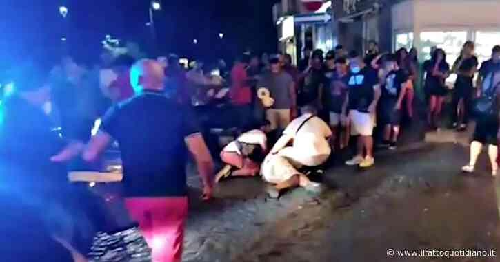 Carabiniere fuori servizio interviene per sedare una lite: aggredito e picchiato da un grippo di giovani a Castellammare di Stabia