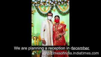 We are planning a reception in December says Archana Nipankar