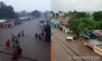 HATO MAYOR: Casas arrastradas por desbordamiento del río Maguá - Almomento.net