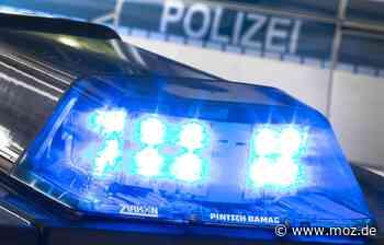 Polizeimeldung: Mit Sprung zur Seite rettete sich Polizist in Eberswalde - Märkische Onlinezeitung