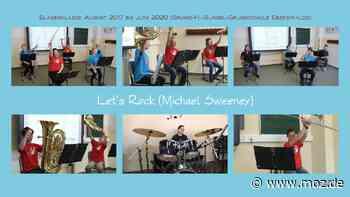 Konzert: Bläserklasse Eberswalde präsentiert sich auf Youtube - Märkische Onlinezeitung