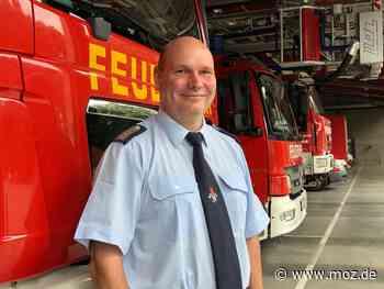 Brandserie: Bereits 570 Feuerwehreinsätze 2021 in Eberswalde - Märkische Onlinezeitung