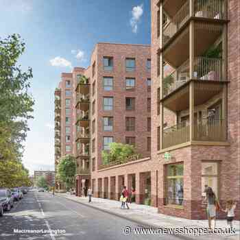 Lewisham approves homes for New Cross - News Shopper