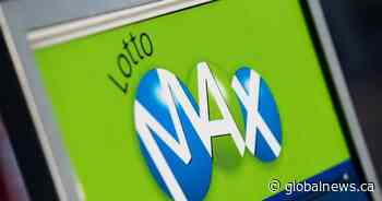 Winning ticket for $70 million Lotto Max jackpot sold in Thornhill, Ont.