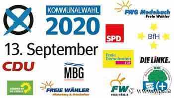 Das sind alle Kandidaten und Parteien im Altkreis Brilon - Westfalenpost