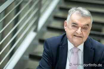 Minister Herbert Reul zu Gast in Brilon - Dorfinfo.de – Sauerlandnachrichten