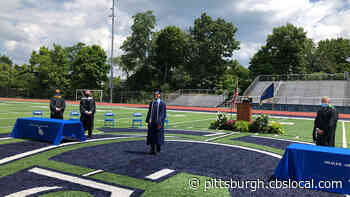Shaler Area School District Holds In-Person Graduation For Class Of 2020