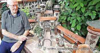 Josef Krämer hat in Saarlouis-Fraulautern eine Burg gebaut - Saarbrücker Zeitung