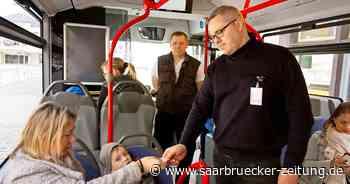 KVS will mehr Kontrollen in Bussen im Landkreis Saarlouis - Saarbrücker Zeitung
