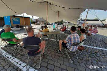 Open tenten maken kleine zomeractiviteiten mogelijk