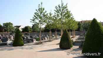 Visite libre du cimetière d'Issy Cimetière d'Issy samedi 19 septembre 2020 - Unidivers