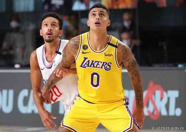 Lakers News: Frank Vogel Praises Kyle Kuzma's Defensive Commitment