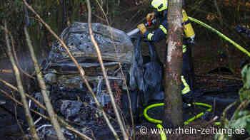 Schwerer Unfall auf der A48 - Kreis Cochem-Zell - Rhein-Zeitung