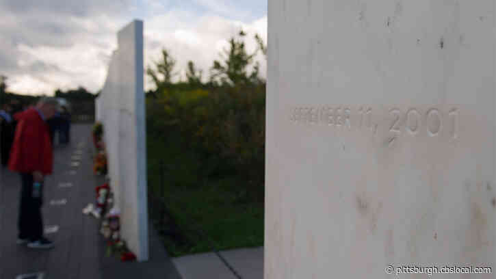 Flight 93 Memorial Service Will Be Shortened Due To Coronavirus