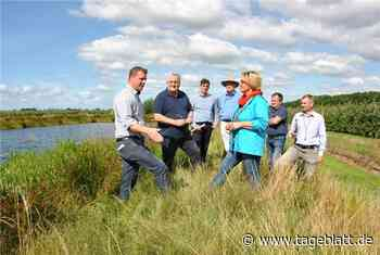 Landwirtschaftsministerin besucht Erfolgsprojekte im Alten Land - TAGEBLATT - Lokalnachrichten aus Jork. - Tageblatt-online