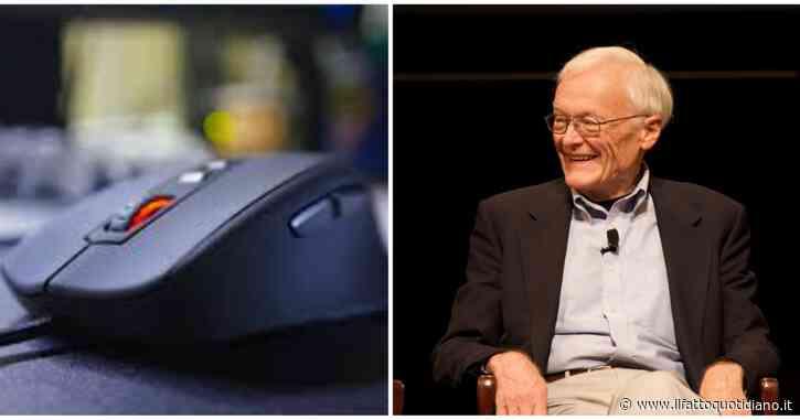 Morto William English, addio all'inventore del mouse per computer: aveva previsto tablet e smartphone