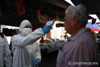 Celaya pasa a mil 633 casos positivos de COVID-19 - Zona Franca