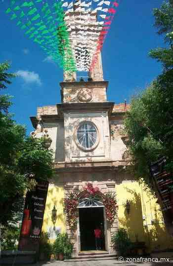 Aplicarán 6 mdp para restauración de cuatro templos en Celaya - Zona Franca