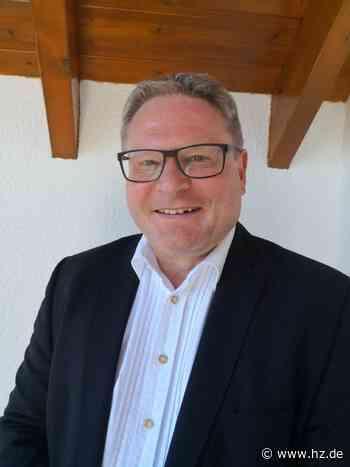 Neuer Rektor: Holger Fedyna leitet jetzt die Härtsfeldschule in Neresheim - Heidenheimer Zeitung