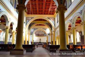 Diocese de Jacarezinho volta a realizar missas com a presença dos fiéis - Folha Extra
