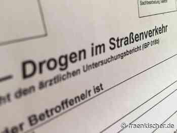 Heilsbronn: +++ Fahrt unter Drogeneinfluss +++ - Fränkischer.de