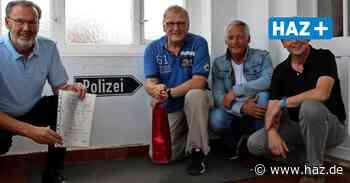 Neustadt: Mandelslohs Polizeistation wird 50 Jahre alt - Hannoversche Allgemeine