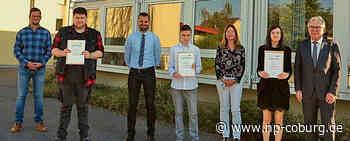 Neustadt: Die besten Abschlüsse im Landkreis - Neue Presse Coburg