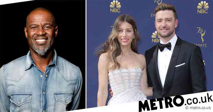 Brian McKnight 'confirms Justin Timberlake and Jessica Biel's baby news'