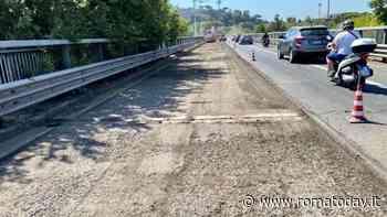 Lavori sul viadotto di Corso Francia: interventi su manto stradale e giunti