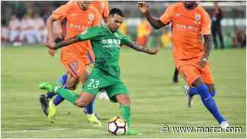 Un gol de Jonathan Viera da la victoria al Beijing Guoan - MARCA.com